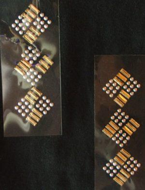 SC109: Swarovski Krystaller – Border Blocks