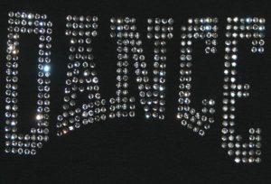 SC341: Swarovski krystallmotiv – Dance (Word Art)