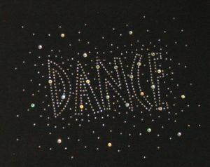 SC342: Swarovski krystallmotiv – Dance Spray