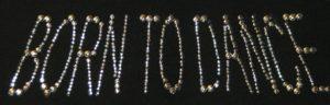 SC343: Swarovski krystallmotiv – Born To Dance
