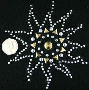 SC412: Swarovski Krystallmotiv – Star 1