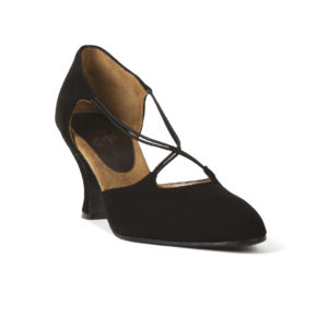 9112: Rumpf Ladies Ballroom shoes