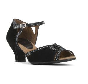 9148: Rumpf Ladies Ballroom shoes