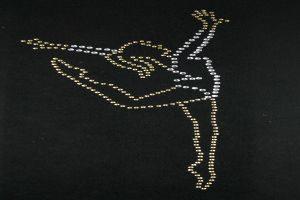 SCA15: Swarovski Krystallmotiv – Ballerina