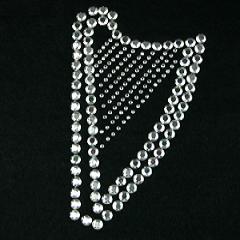 SCA17: Swarovski Krystallmotiv – Harp