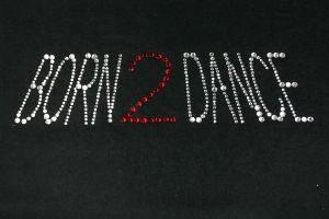 SCA8: Swarovski Krystallmotiv – Born 2 Dance