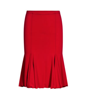 RU3778: Rumpf Saragossa Knee-length skirt