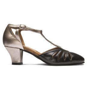 9210: Rumpf Ladies Ballroom shoes