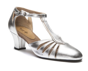 9210: Rumpf Ladies Ballroom shoes