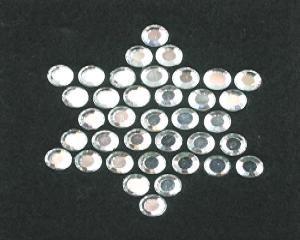 SCZ23: Swarovski Krystallmotiv – Crystal Star