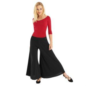 RU5735: Rumpf Barcelona Culottes bukser
