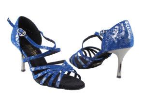 1613LEDSS: Very Fine Dancesport Shoes – Ladies Latin, Rhythm & Salsa shoes