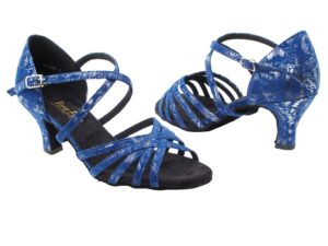 1613LEDSS: Very Fine Dancesport Shoes – Ladies Latin, Rhythm & Salsa shoes