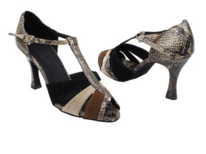 SERA7037: Very Fine Dancesport Shoes – Ladies Latin, Rhythm & Salsa shoes