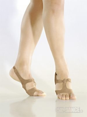 MDE01; SoDanca Lyrical Dance Sandal